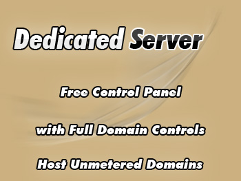 Bargain dedicated hosting servers plan